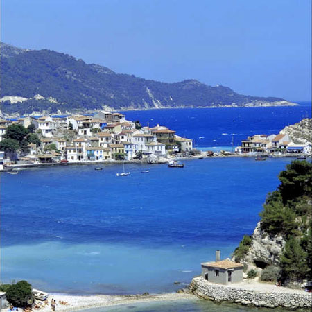Samos yacht charters - Luxury motor or sailing boats ...
